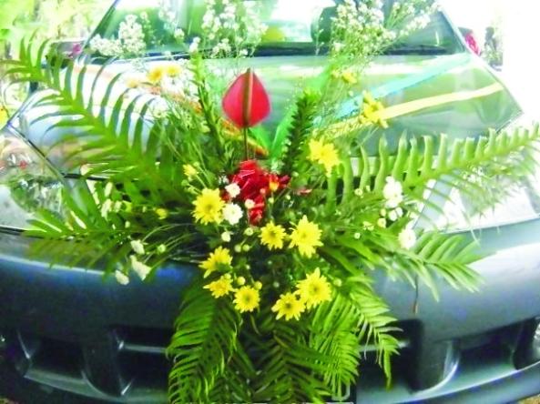 dekorasi pernikahan, 5